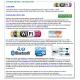 OPTIONS : WIFI N / AC 900 (+BT4 + WIDI)