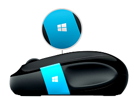 Souris Windows
